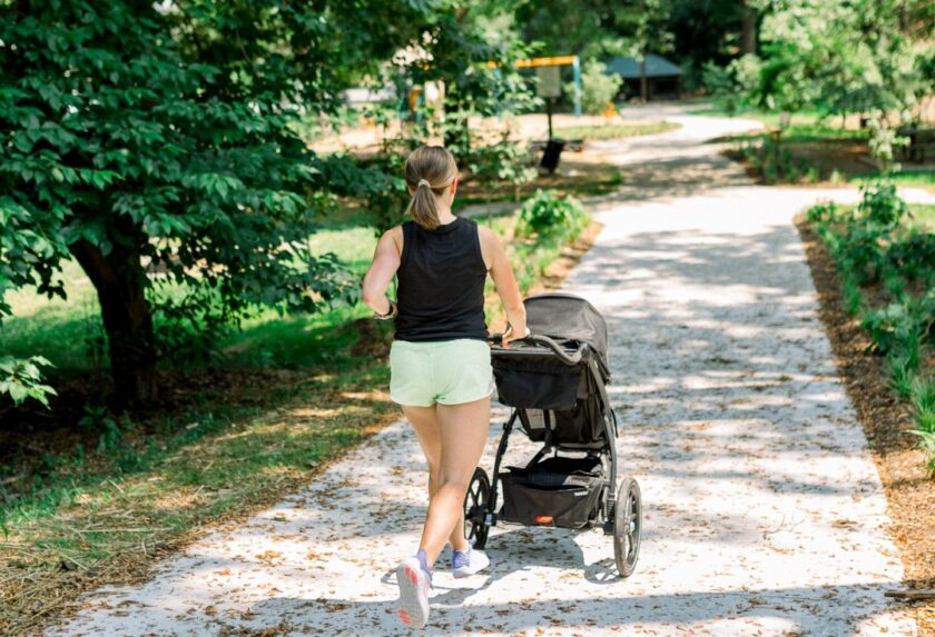 How to Run with a Baby: 10 tips to enjoy it & stay safe